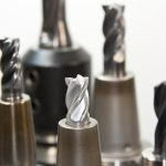 10 Carbide drills